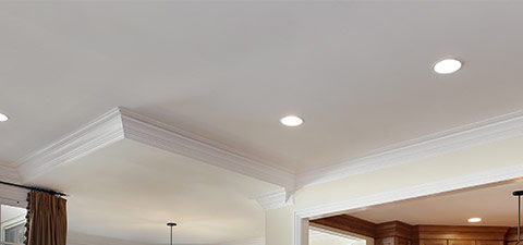 Interior Ceiling Painting and Retexturing in Overland Park, KS | Paint Pro, Inc.