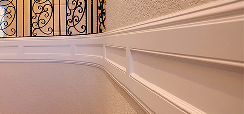 Door And Trim Painting In Overland Park KS | Paint Pro, Inc